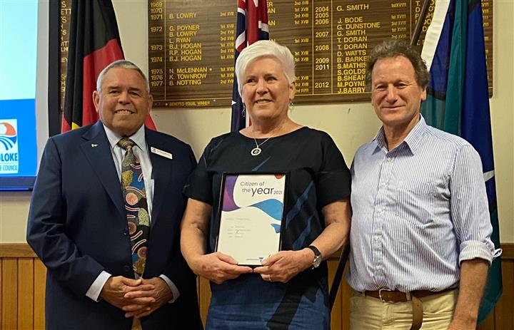Buloke Citizen of the Year