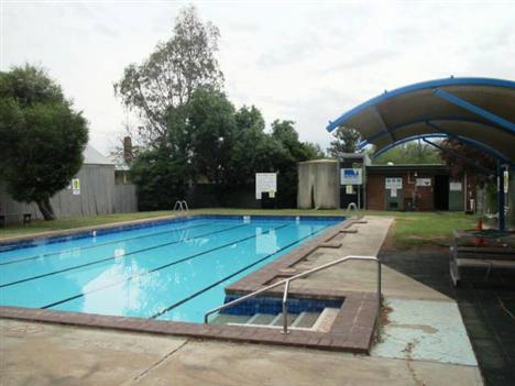 Berriwillock Swimming Pool