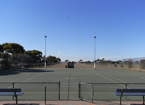 Sea Lake Complex - Netball Tennis Courts