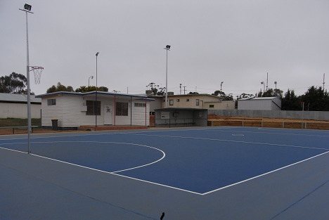 Wycheproof Netball Courts