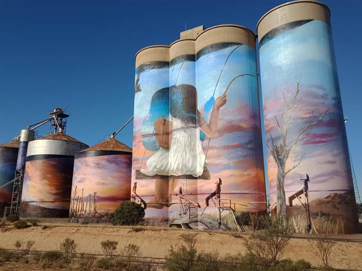 Sea Lake Silos PF
