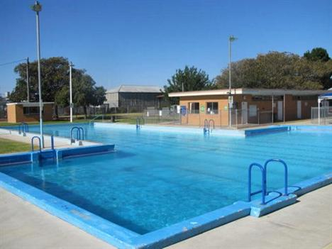 Swimming Pools Buloke Shire Council